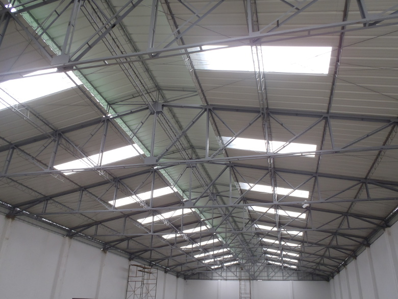 F r ingenier a estructural for Como hacer una estructura metalica para techo